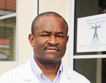 Dr. Freeman Lockhart