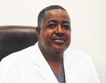 Dr. Winston Forbes M.D., F.A.C.C.