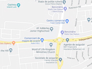 Pavilion Pharmacy map